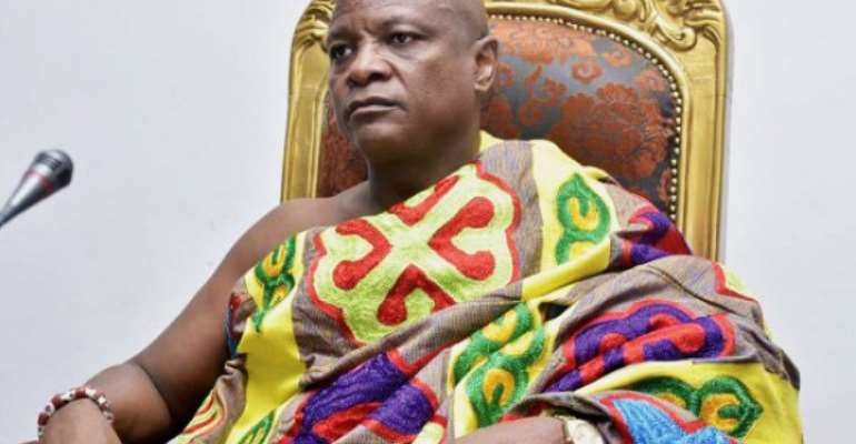 Let's Condemn Tribalists In Our Midst - Togbe Afede