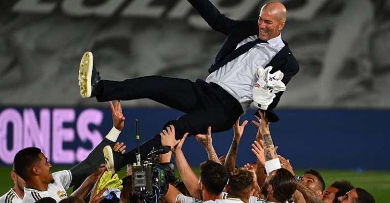 Zidane Ranks La Liga Triumph Above Champions League Glory