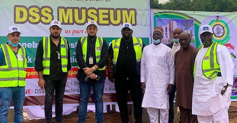 Corporate Social Responsibility: Two Companies Commence Construction of State of the Art Museum Complex to be donated to DSS