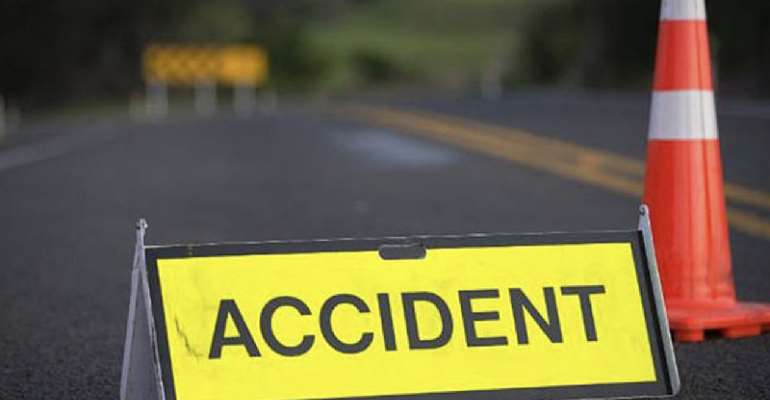 A/R: 3 dead, others injured in crash on Kumasi-Obuasi road