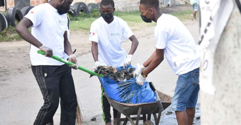 Sustainable Inclusive Business – KEPSA Clean-Up Exercise to Accelerate Waste Separation at Source in Mombasa