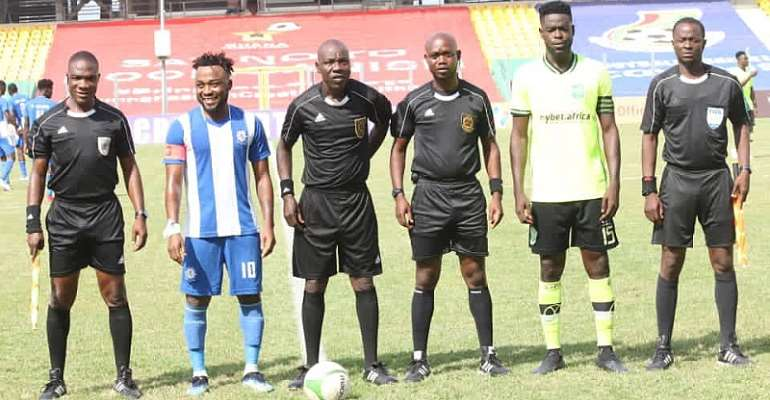 GHPL: Great Olympics finish 20/21 season with 2-1 win against Dreams FC