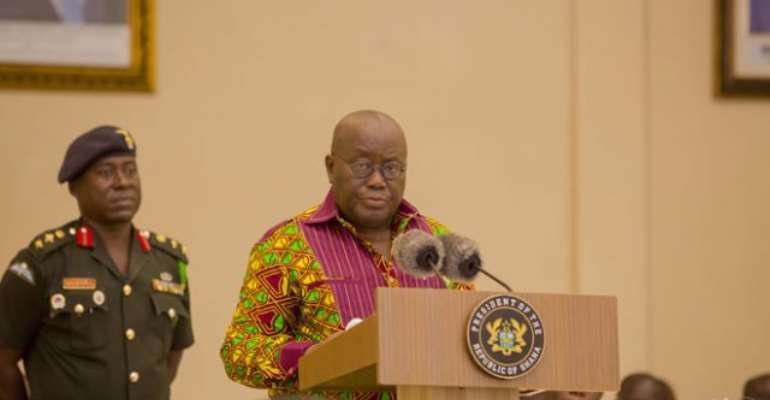 Private Citizen Seeks To Block Akufo-Addo Appointment Of Next EC Boss With Injunction