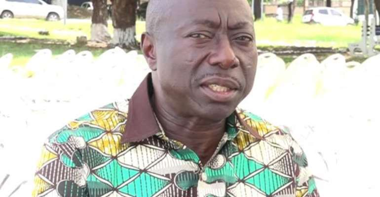Kwame Owusu