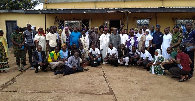 Yendi Catholic Diocese Holds Town Hall Meeting Over Poor Sanitation