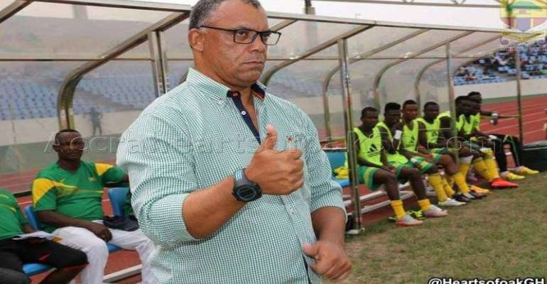 Ashgold's New Brazilian Coach To Arrive In Ghana On Sunday