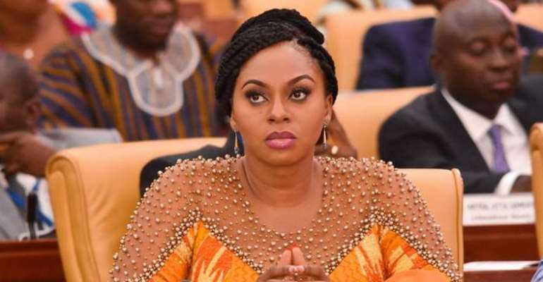 Gov't Will Probe Contracts Awarded To Adjaye And Associates – Adwoa Safo
