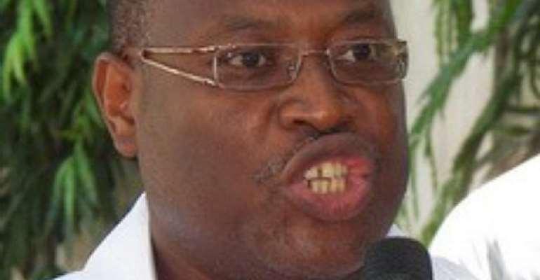 Interpol Red Alert Intended To Embarrass Mahama – Segbefia