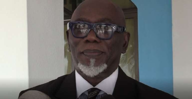Legal Practitioner and President of the Institute for Security, Disaster and Emergency Studies, Dr Ishmael Norman