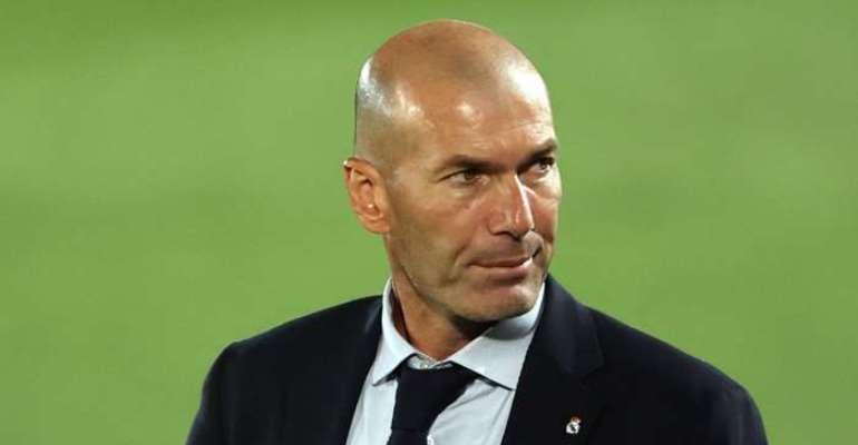 I Don't Know If I Will Remain At Real Madrid Next Season - Zidane