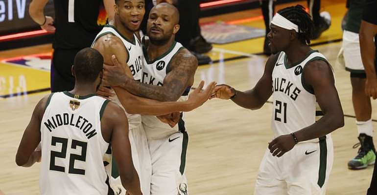 NBA Finals: Milwaukee Bucks move closer to title after game five win