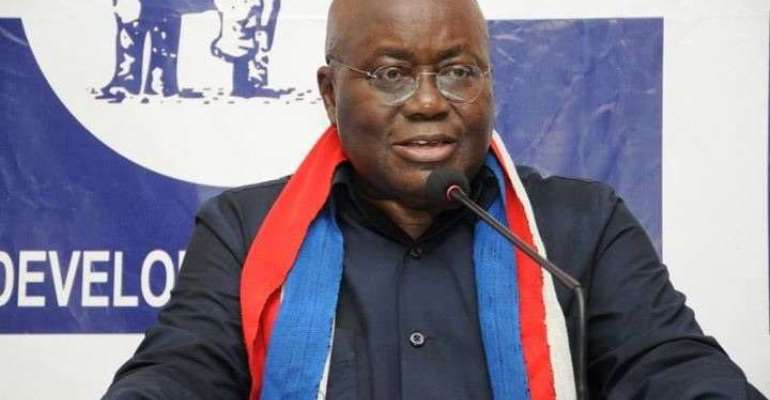 Akuffo Addo's Campaign Rhetorics And Strategies Under Scrutiny