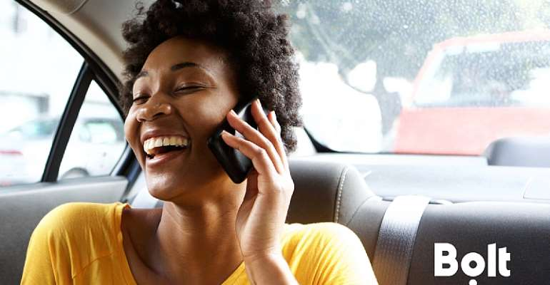 Bolt Taxi Services Now Available In Kumasi
