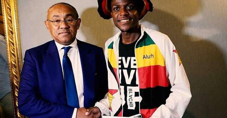 AFCON 2019: Trekking 10,000km Across Africa For A Football Match