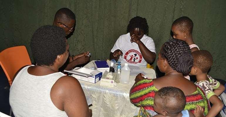2,775 people benefit from free health screening in Volta Region of Ghana
