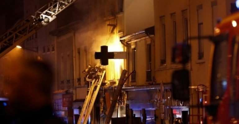 French bakers jailed over alleged insurance fraud in deadly Lyon fire