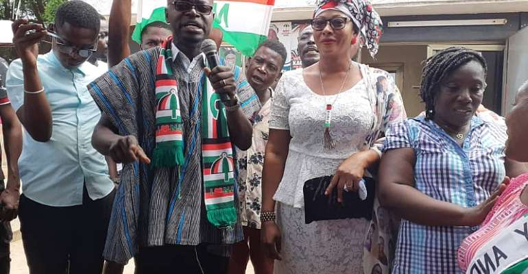 NPP Has Nothing To Show To Merit Another 4 Years—Dr. Raphael Tufuor