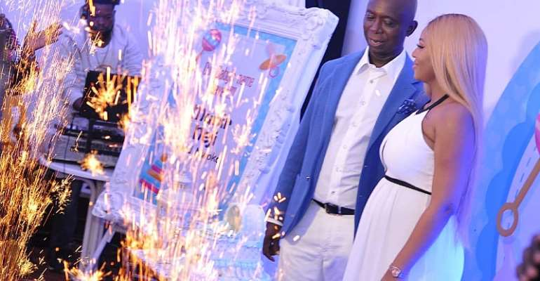 Abuja Based Entertainers Congratulates Actress Regina Daniels And Hubby On New Baby, Applaud His Support For Showbiz
