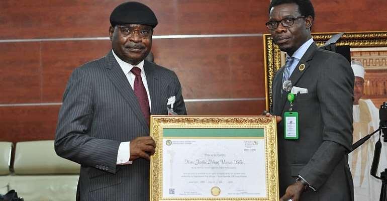 AU Endorses FCT Chief Judge, Justice Bello for ICC