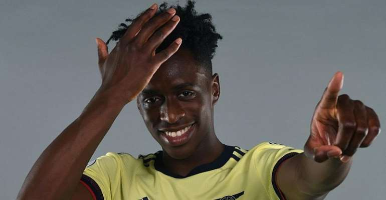 Arsenal sign Albert Sambi Lokonga on long-term deal from Anderlecht