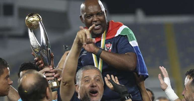 Caf Champions League: We made a promise to win and we delivered - Pitso