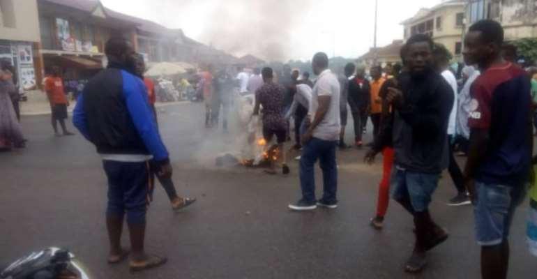 The Police Vs The Killing Of Seven (7) Asawase Zango Youth; A Wakeup Call To All Zango Youth & Zango Leaders In Ghana!