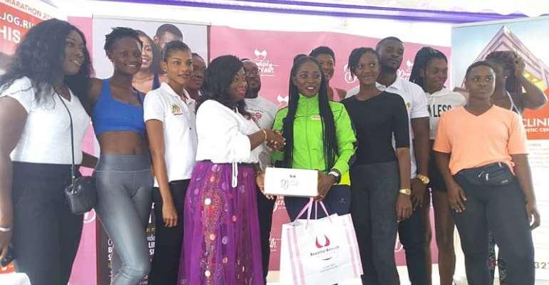 Beautiful Beneath Unveiled As Clothing Sponsor Of The 2018 Big Millennium Marathon