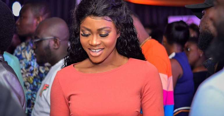 Eazzy Looks Stunning At The Ghana Music Award UK Launch