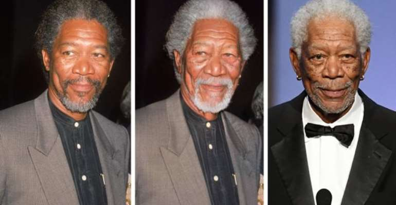 See FaceApp Of These Celebs
