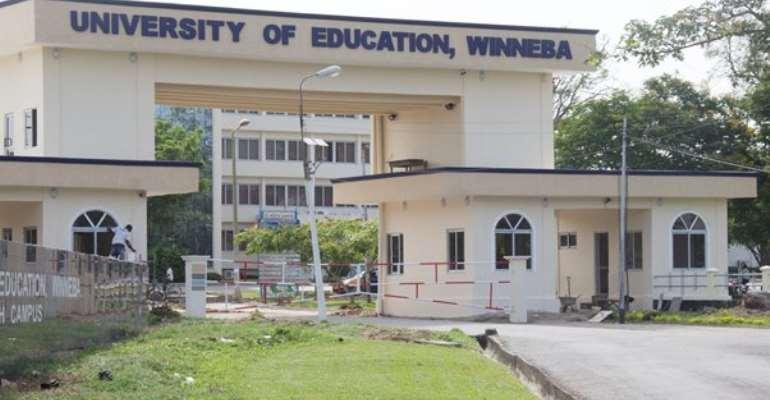 Controversy-plagued UEW halts 2019 graduation