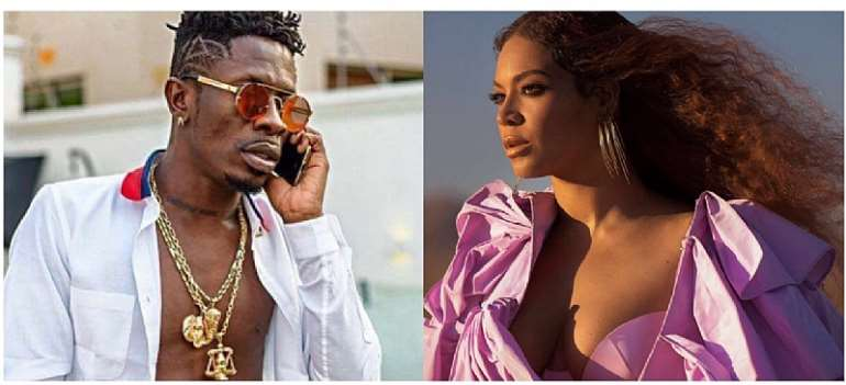 "I Thought My Manager Was ""Drunk"" When He Disclosed Beyonce' Wants To Work With Me-Shatta Wale"