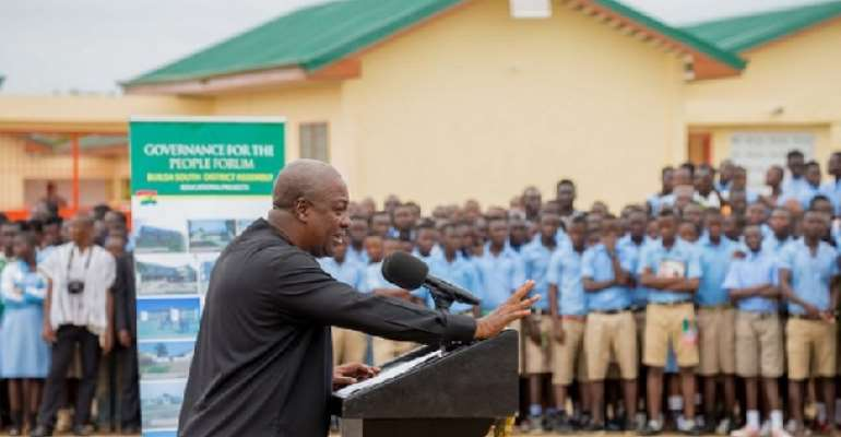 WASSCE 2020: Not The Best Time To Write Exams But I Wish You Success – Mahama