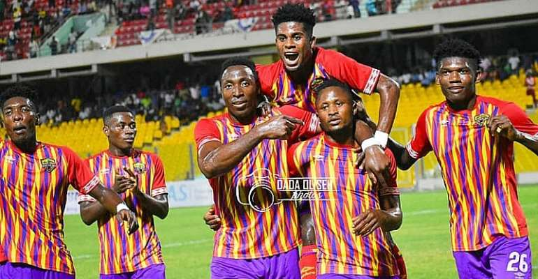 Hearts of Oak Ship Eight Players Out