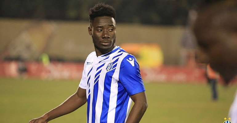 Clubs Chase Winful Cobbinah After Helping FK Tirana Win Albania Premier League