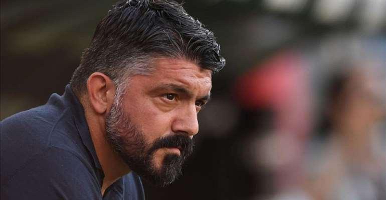 Gennaro Gattuso - Genoa-Napoli - Serie A 2019-2020  Image credit: Getty Images