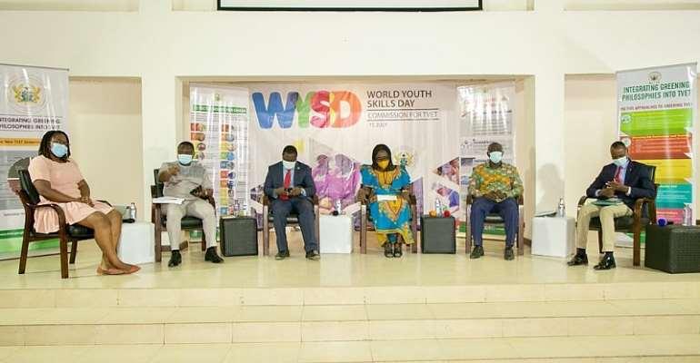 CTVET organizes virtual conference to celebrate WYSD 21