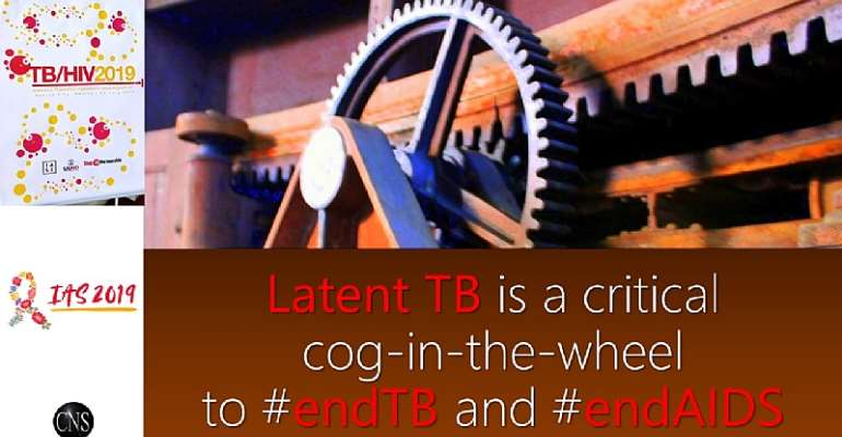 Latent TB is a critical cog in the wheel to end TB and end AIDS