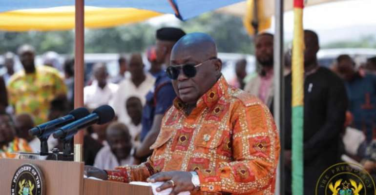 Akufo-Addo resumes regional tours with Western, Central visit