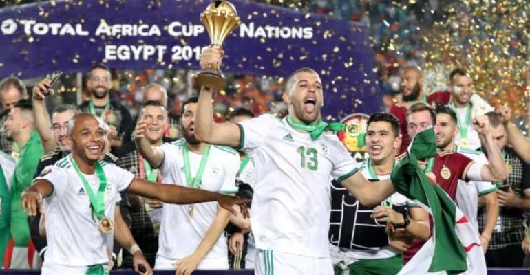 AFCON 2019: Algeria Pocket $4.5m As AFCON Prize Moeny