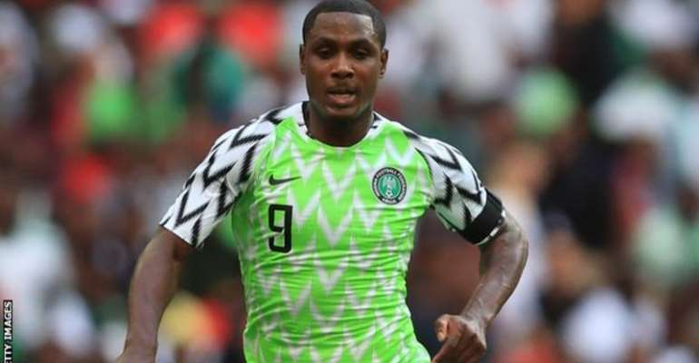 Afcon 2019 Top Scorer Ighalo Calls Time On Nigeria Career