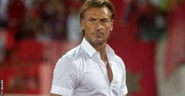Herve Renard: Morocco Coach Steps Down After Africa Cup of Nations