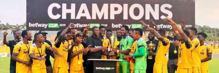 CAF confederations cup: Ashgold To Play Akonangui FC At Preliminary Stage