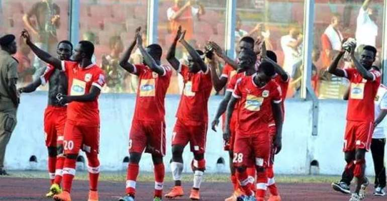 International Friendly: Kotoko Come From Behind To Beat Rahimo FC 2-1