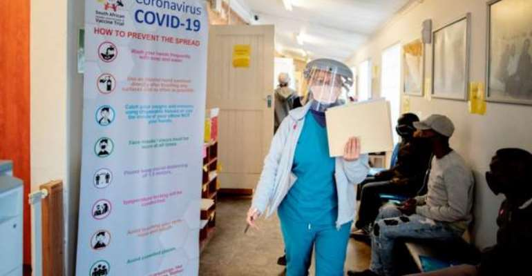 WHO Concerned Over Continued Acceleration Of Covid-19 Spread In Africa