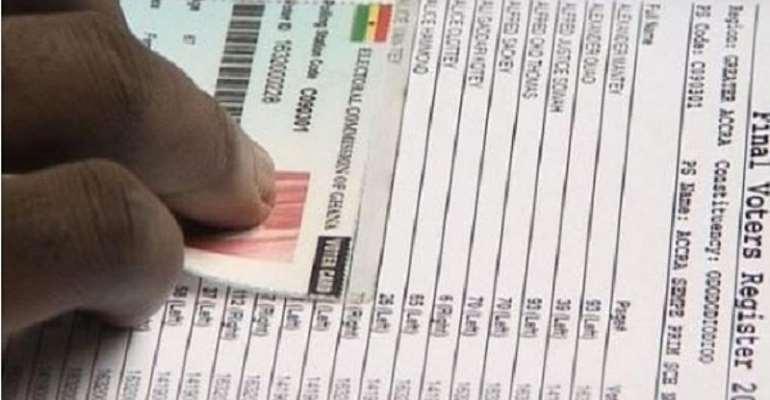 Ghana Voters ID Card Vulnerability