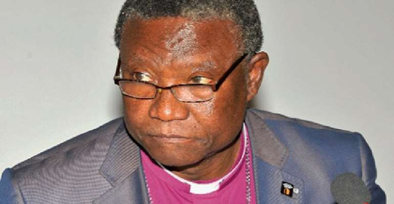 """An Eye For An Eye Will Leave Everybody Blind"" – Rev. Dr. Emmanuel Asante"