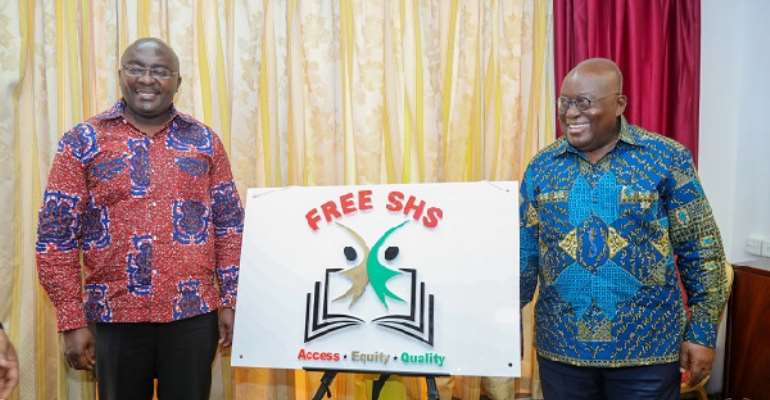 Free SHS AbrꜪ: Still Being Fought After 3years