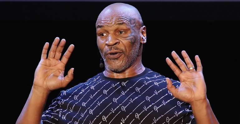 Mike Tyson Turns Down $20million Offer To Fight Bare-Knuckle