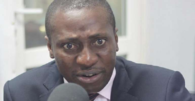 Sputnik V probe: I'll plead with Joy FM, TV3 to look critically what they put out – Afenyo-Markin to Media