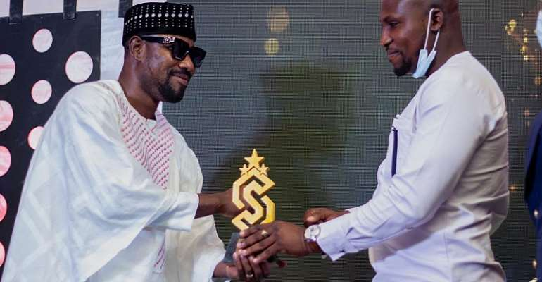 Lord Sani honoured at Spotlight Business Awards
